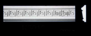 Greek Key Frieze, Beading or Dado