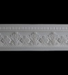 Floral and Dentil Cornice